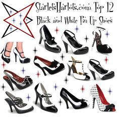 Pin Up Shoes by STARLETSHARLOTS.COM #vintage heels #pinupshoes #madmen #starletsharlots #pinup #pinupgirl #vintagedress #vintagedresses #1950s #highheels #vintageshoes #burlesque #fashion #style #fashionweek #models #retro #rockabilly #summer #spring #vacation #beach