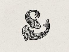 Second Design — invitationffffound:   Fish restaurant logo  ...