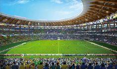 New National Stadium Japan Competition Unveils 11 Finalists National Stadium, 2020 Olympics, Architecture Images, Toyo Ito, Zaha Hadid Architects, Tokyo 2020, Design Competitions, Environment Design, Olympic Games