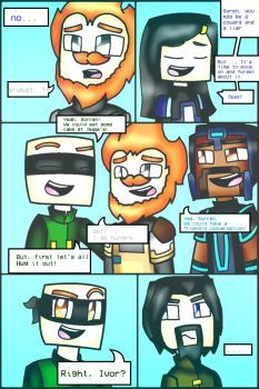 Minecraft Story Mode: POWER Part 4 by PrettyXTheXArtist