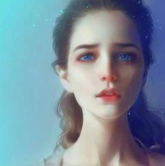 Character Inspiration, Character Art, Character Creation, Chinese Drawings, Bridal Makeup Looks, Beautiful Fantasy Art, Comic Pictures, Digital Art Girl, Deviantart