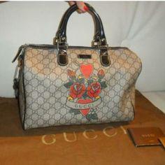 Tip: Gucci Handbag (Beige)