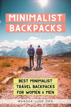 24 of the best minimalist backpacks for travel, including backpacking packs, day packs & hiking packs – all lightweight and with a streamlined design. Travel Packing, Travel Backpack, Travel Tips, Camera Backpack, Hiking Backpack, Packing Lists, Camera Gear, Travel Hacks, Budget Travel
