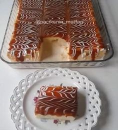 Cake Recipes : This recipe is great with full taste and full flavor. It is both very light and very tasty. Easy Cake Recipes, Easy Desserts, Dessert Recipes, Trilece Recipe, Christmas Recipes For Kids, Mousse Au Chocolat Torte, Italian Pasta Recipes, Chicken Parmesan Recipes, Turkish Recipes