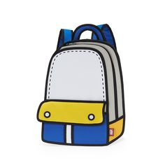 #Adventure Yellow #Backpack by JumpFromPaper. New in #WeAreSelecters Stores