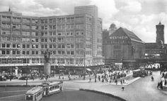 Berlin, Alexanderplatz 1937.