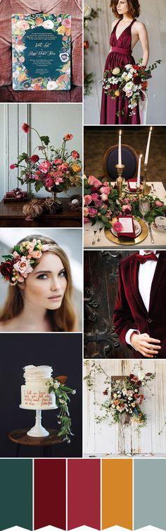 Floribunda - A Dutch Masters Inspired Wedding