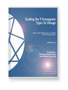 Guiding the 9 Enneagram Types to Change.  Discover simple and effective ways to successfully coach the 9 Enneagram Types.  6 hour, 6 DVD set available at Enneagram.net.