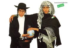 United Colors of Benetton by Oliviero Toscani