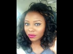 Straight Crochet Braids with Kanekalon Hair, Products used and How to Curl Crochet Braids Hairstyles, African Braids Hairstyles, Braided Hairstyles, Cool Hairstyles, Crochet Braids Straight Hair, Crochet Hair Styles, Curly Hair Styles, Natural Hair Styles, Crochets Braids