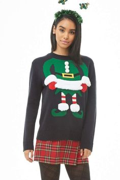 6c82ef1741 12 Best Ugly Christmas Sweaters For Men images