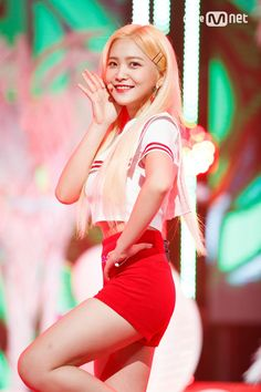 Yeri Red Velvet M-Countdown \\ Hafi Seulgi, Kpop Girl Groups, Korean Girl Groups, Kpop Girls, Park Sooyoung, K Pop, Red Velvet, Kim Yerim, Stage Outfits