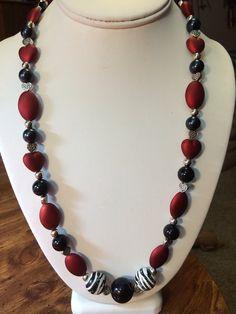 Curella  Deville Necklace. on Etsy, $35.00