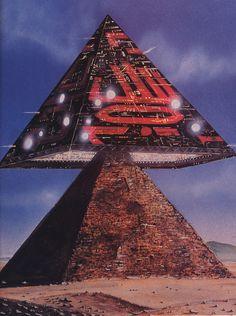 Pyramids?
