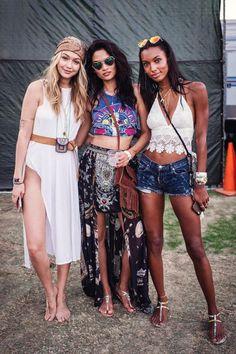 Las 4 prendas de Asos que Gigi Hadid se puso en el weekend 1 de Coachella