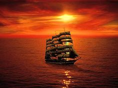 We are on a unique voyage of discovery; captains of our own souls. Guided by our own distinctive navigational chart, our vessel sails on a life's journey directed by the heart.