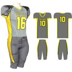 a32e6754a61 Custom Designed American Football Uniform American Football Players,  American Football Jersey, Sport Football,