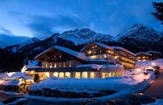 Almwellnesshotel Tuffbad - St.Lorenzen, Austria