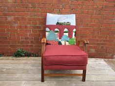 Flying Scotsman Vintage Parker Knoll Armchair Armchair Vintage, Mid Century Style, Mid Century Furniture, Knoll Armchair, Upholstered Arm Chair, Mid Century Chair, Parker Knoll, Vintage, Brick Colors