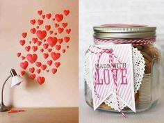 #walentynki  #serca Super pomysły na własnoręczne WALENTYNKOWE prezenty! |
