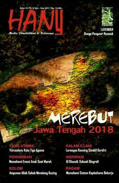 MEREBUT JAWA TENGAH 2018 Majalah Hany Edisi 10