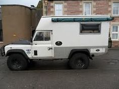 land rover camper - Google Search