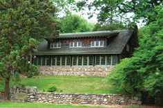 Craftsman Farms in Parsippany is the site of Stickley's log home, where he raised his children and shaped the concept of a lifestyle in harmony with nature. A yearlong celebration marking the centennial of the home begins this fall.