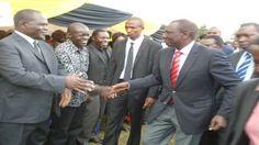 DP Ruto vows to foster devt in Western Kenya