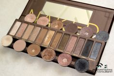 MAC Dupes for Urban Decay's Naked Palette