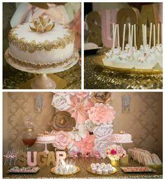 mesa dulce 50 aniversario de boda bodas oro pinterest