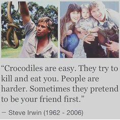 Steve Irwin quote
