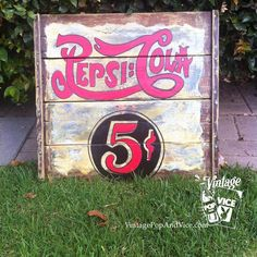Available for sale. Pepsi Cola Hand made wood sign. We Deliver & Ship Etsy account not necessary to purchase. DM Email or Text Inquiries. Link in Bio or go to  VintagePopandVice.com #ecclecticdecor #urbanhome #echopark #silverlake #westhollywood #pomona #losangeles #downtownla #santamonica #beverlyhills #venice #patiofurniture #patiodecor #patiodesign #gardenart #cocacola #woodsign #woodsigns #pepsico #pepsicola #pepsilover #rusticdecor #rusticchic #repurposed #upcycle