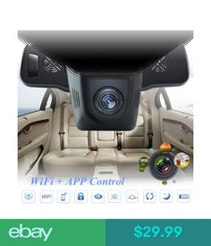 Digital Video Recorders, Cards Hd 1080P Hidden Car Wifi Dvr Vehicle Camera Video Recorder Dash Cam Night Vision #ebay #Electronics