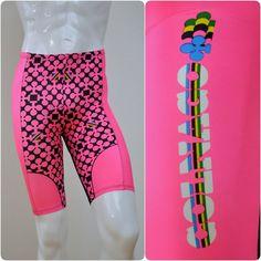Cycling Shorts, Italy, Legs, Pink, Fashion, Moda, Italia, Fashion Styles, Pink Hair