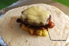 4th of July Burrito - The Food in My Beard #ad #wheresyourrhino