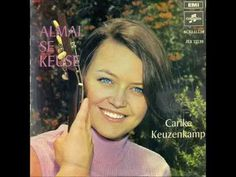 Carike (real name Elizabeth Maria Magdalena) Keuzenkamp was born on 3 March 1947 in Den Haag, Netherlands. She married Olaus van Zyl on 13 July They ha. Wax Lyrical, Afrikaans, Kinds Of Music, Youtube, Alternative Energy, South Africa, Movies, Music, Films