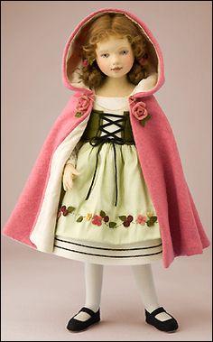 Авторская кукла Мэгги Иаконо Maggie Iacono
