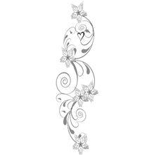 Flower Design by XxmidnighterxX.deviantart.com on @deviantART