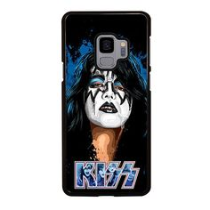 ACE FREHLEY KISS BAND Samsung Galaxy S3 S4 S5 S6 S7 S8 S9 Edge Plus Note 3 4 5 8 Case Cover