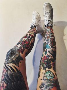 #ink #tattoo