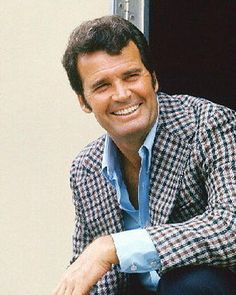 """James Garner as private eye Jim Rockford in the series """"The Rockford Files"""" (1974-80), and returned to the character in several TV movies in the 1990s. Garner won the first of his two Emmy Awards for """"Rockford Files,"""" and received 12 other acting Emmy nominations."""