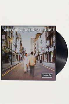 Slide View: 1: Oasis (What's the Story) Morning Glory? - LP