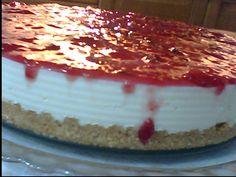 Manjar de ideias doces... e não só!: cheesecake