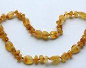 Teething necklace- I believe in it!