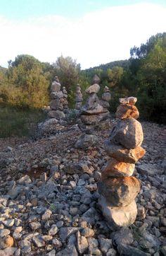 #mojonito #escultura #piedraequilibrio #landart