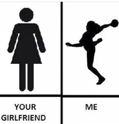 so true me my sister and one of my friends are playing handball.we know the struggle 😂😂 Funny Vidos, Volleyball Quotes, Most Popular Sports, Just A Game, Sport Body, Basketball Teams, My Passion, My Sister, My Friend
