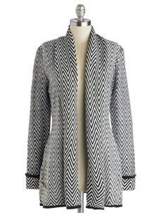 cozy oversized slouchy cardigan via Modcloth