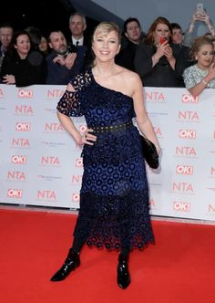 15ac1f6d677e National Television Awards - Red Carpet Arrivals