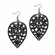 Jewelry Branding, Timeless Design, Skor, Lace Earrings, Pattern, Shopping, Detail, Diy, Clothes