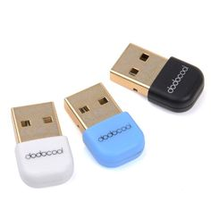 dodocool Mini USB Bluetooth 4.0 Adapter Wireless Dongle for Windows 8/7/XP/Vista (White) DODOCOOL http://www.amazon.com/dp/B00HDAGF1I/ref=cm_sw_r_pi_dp_0QEXtb12X9CSKXGN